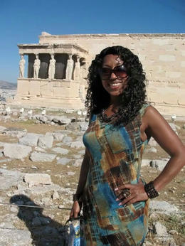 Erechtheion , Bermudajac - October 2012