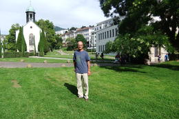 Mario at Baden-Baden during Black Forest and Strasbourg Day Trip from Frankfurt. , Mario S - July 2014