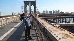 Taken on the Bridge, Evelyn J - October 2009
