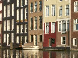Boat tour through Amsterdam., Kim R - October 2008