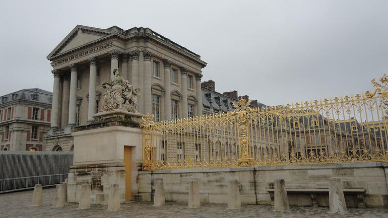 Versailles Half Day Trip from Paris by Coach with Independent Audio Guided Visit photo 27
