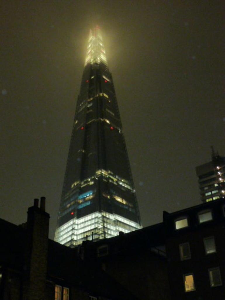 Ein Leuchten in der Nacht - London