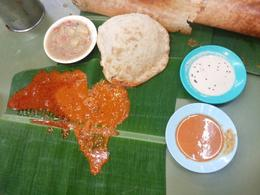 roti and sauces , Liany H - January 2014
