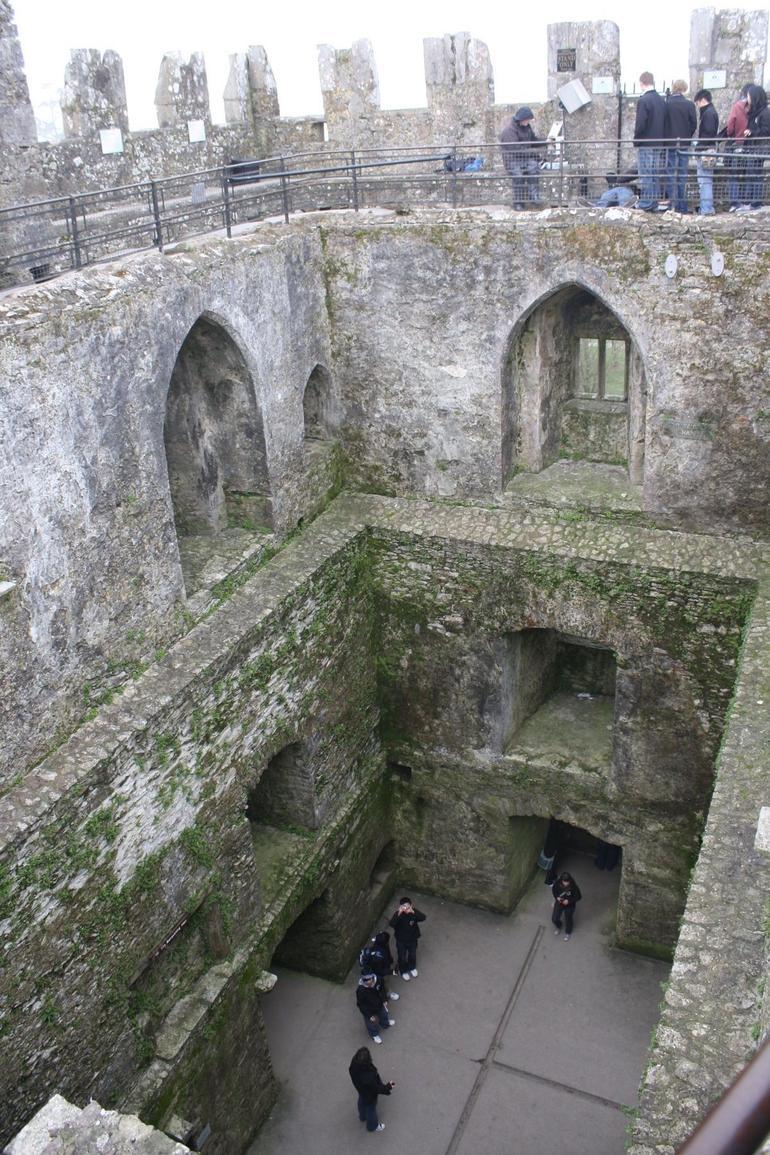 Inside of the Castle - Dublin