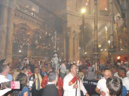 Holy Sepulchre - August 2010