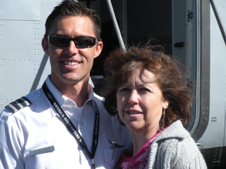 Me and our Pilot - Las Vegas