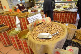 Visit to a shop that roast and dried their own fruit and nuts, Such a variety! , Judith C - October 2014