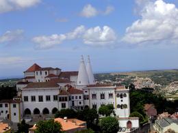 Vue du Palais de Sintra , Hélène H - June 2014