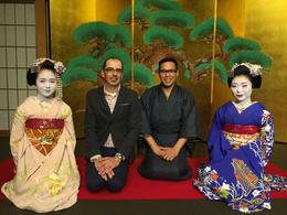 There is an opportunity to take photos with Maiko-san. , jramos206 - October 2016
