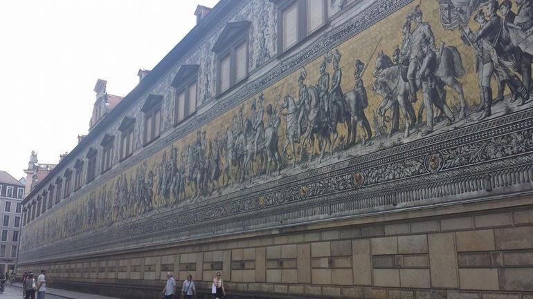 Procession of Princes - Prague
