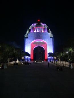 Revolución @Night , LukaRayo - May 2011