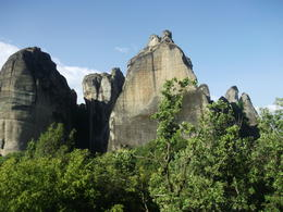 Rocks at Meteora , Raymond J M - August 2014