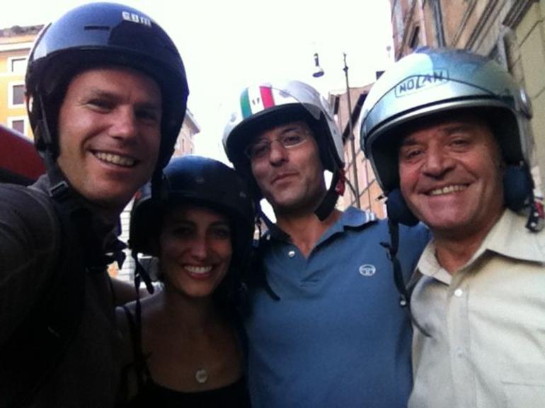 Rome Vespa Tour - Rome