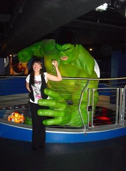 The Incredible Hulk! - August 2010