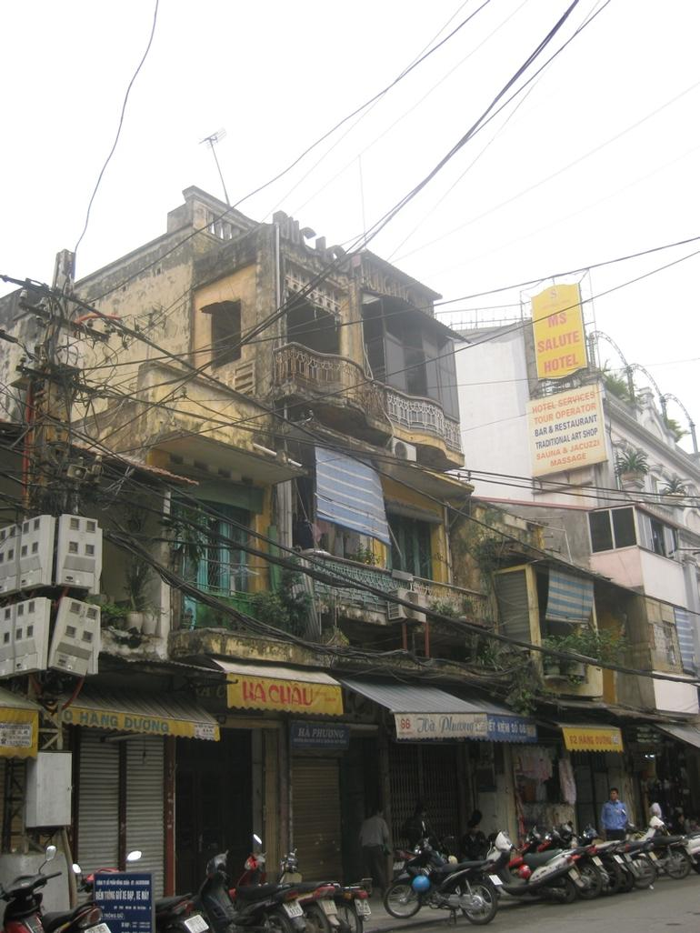 Typical Buildings in Old Hanoi - Hanoi