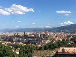 The view of Florence , Mark W - August 2016