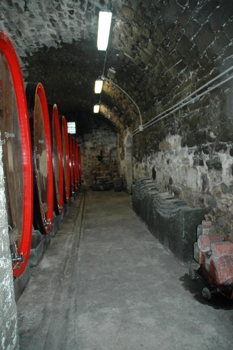 Wine cellar - Florence