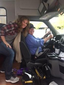 Tour bus driver BILL! , Karen L - October 2016