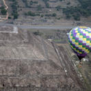 Teotihuacan Hot Air Balloon Ride with Optional Bike or Walking Tour, Ciudad de Mexico, MÉXICO