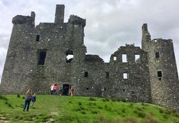 Kilchurn Castle , Cecelia K - July 2017