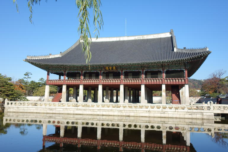 Full Day Small-Group Royal Palace and Seoul Tour photo 4