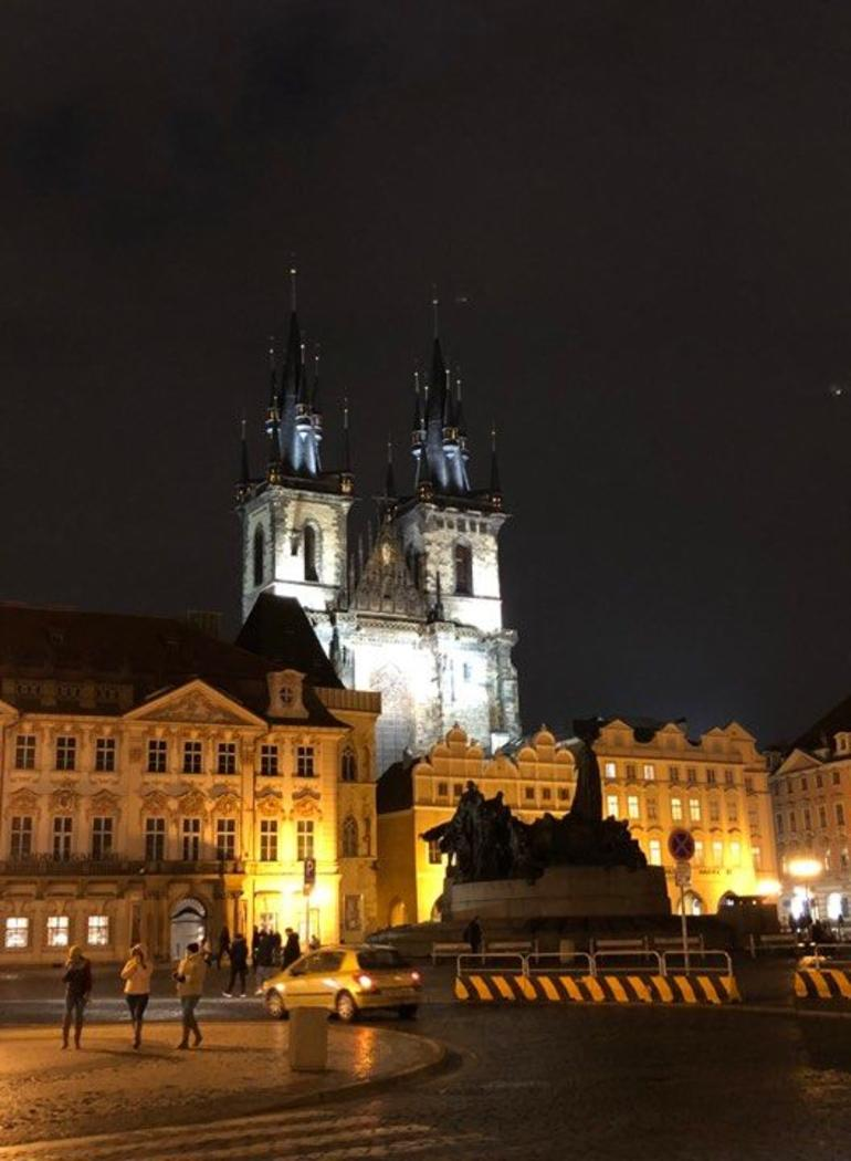 Prague Half-Day City Tour Including Vltava River Cruise photo 18