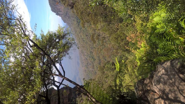Blue Mountains Day Trip Including Parramatta River Cruise