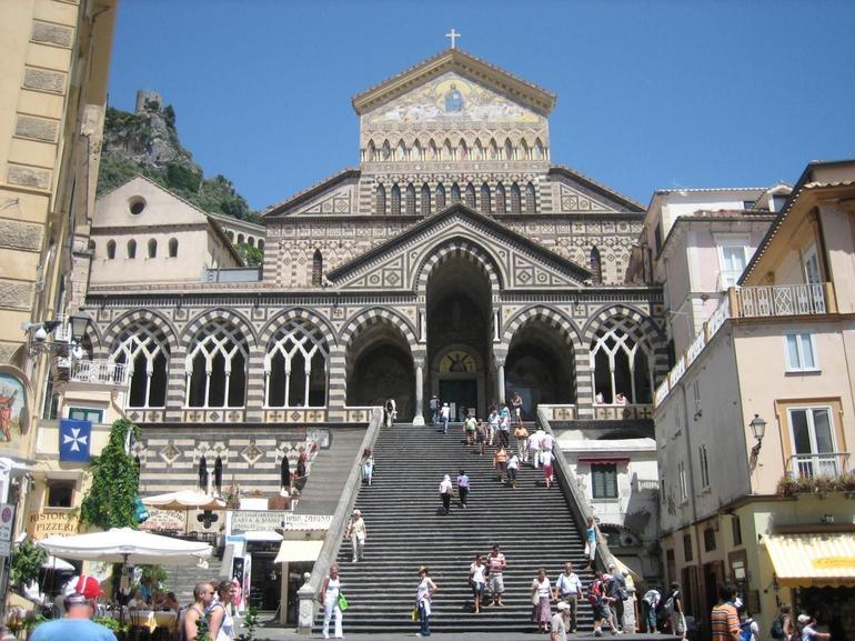 Amalfi - Rome