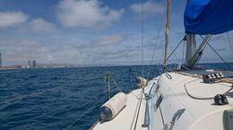 A sea view , Rhianna J - May 2016