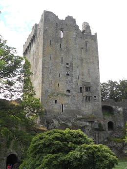 Blarney Castle , Mahsa K - July 2013