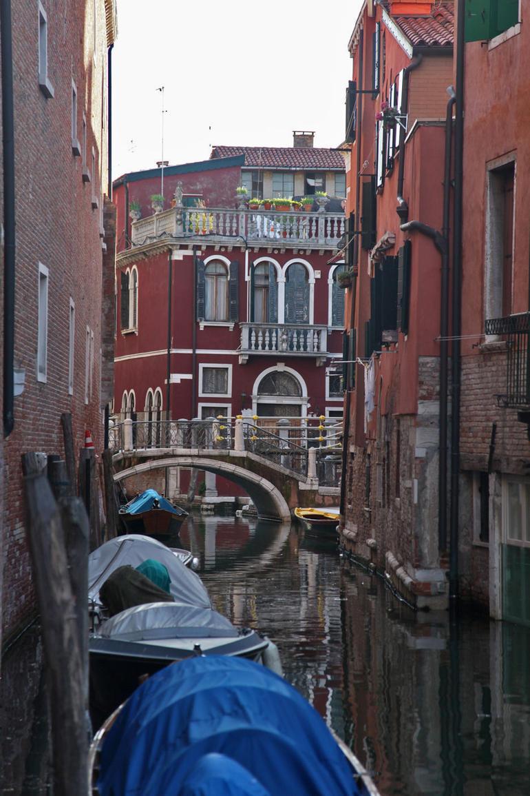 Canal Scene3 - Venice