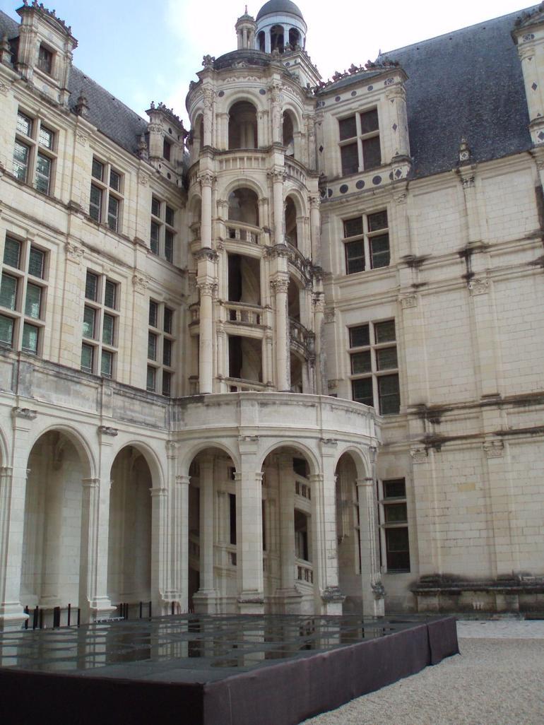 Chambord - Paris