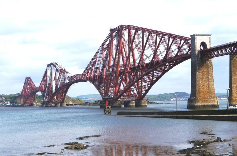 Fife, Forth Rail Bridge - Edinburgh