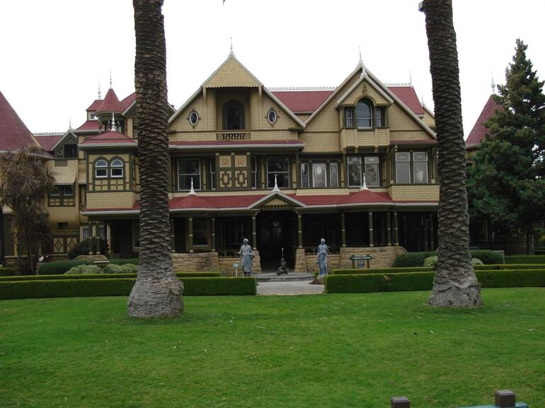 Front - Winchester Mystery House - San Francisco