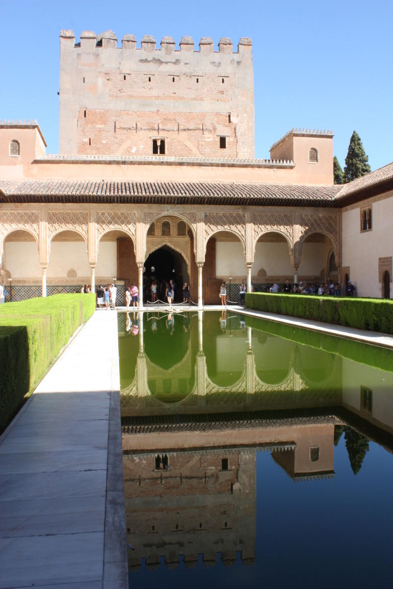 Granada Day Trip from Seville - Seville