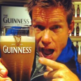 Guinness!, Ryan & Asha - September 2012