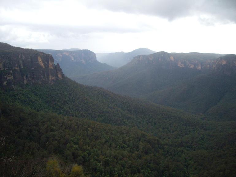 Jamison Valley - Sydney