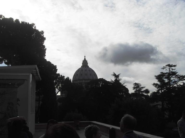 Les jardins - Rome