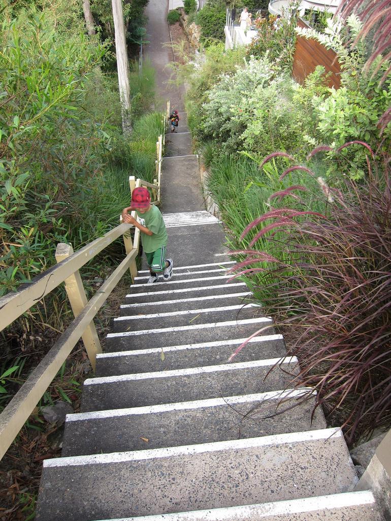 Mega Staircase. - Sydney