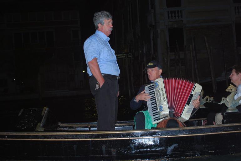 Musicians - Venice