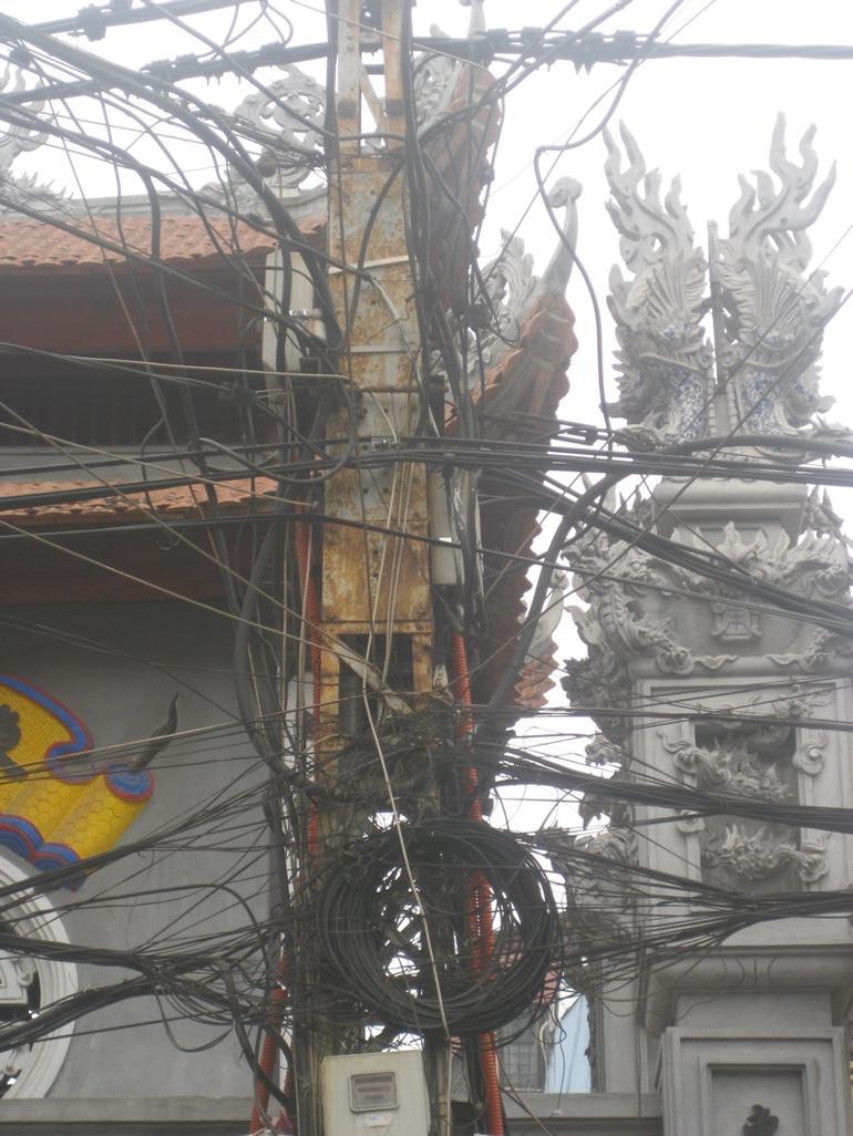 Old Hanoi Electricity - Hanoi