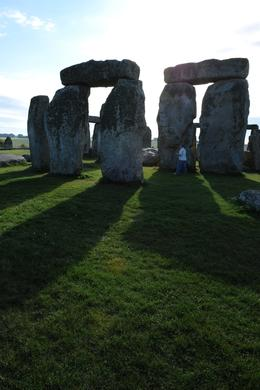 Stonehenge, Rocks standing., Tsang C - October 2010