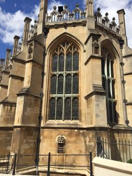 Church at Windsor castle , rmmc07 - August 2016