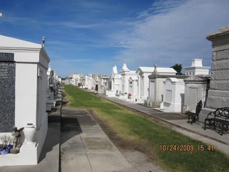Tombs - New Orleans