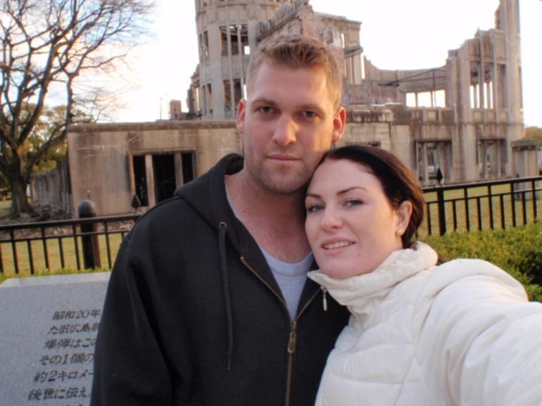 us at the memorial -