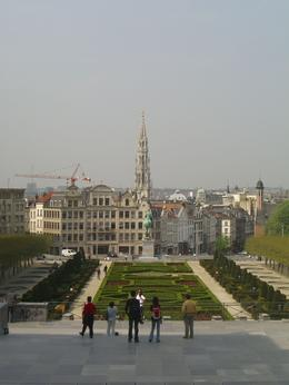 Brussels tour, Yvonne C - April 2009