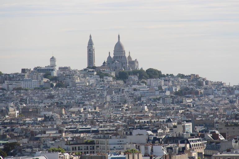Waar is ons hotel - Paris