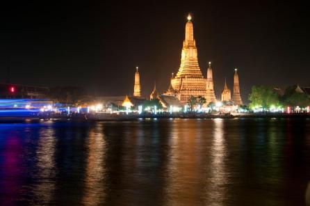 Chao Phraya River: Sisi Lain Bangkok yang Unik