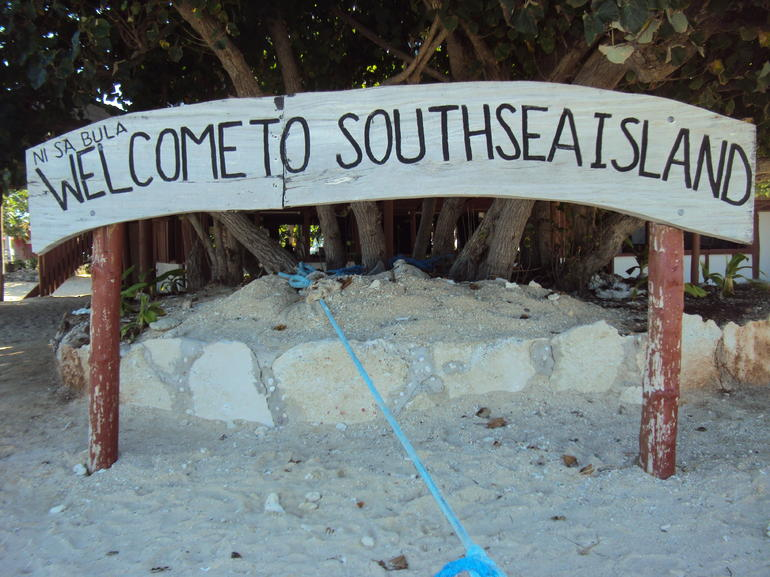 Welcome to the South Sea Island - Nadi
