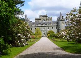 The home of the Duke and Dutchess of Argyll. They live there now and allow the public to see selected rooms. , Bruce - May 2011